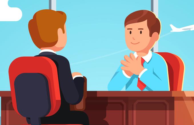 Danh sách điểm yếu - Mẹo phỏng vấn xin việc làm